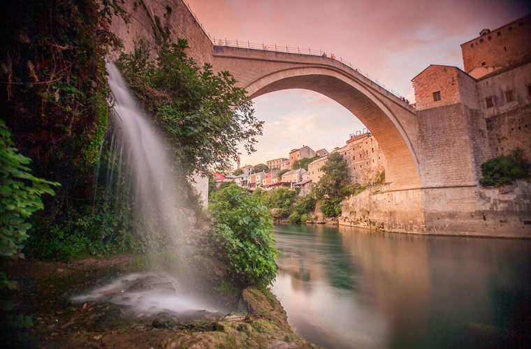 Long-exposure-Stari-Most