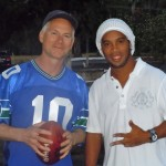 Kenny and Ronaldinho