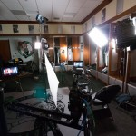 Jeff Green interview setup