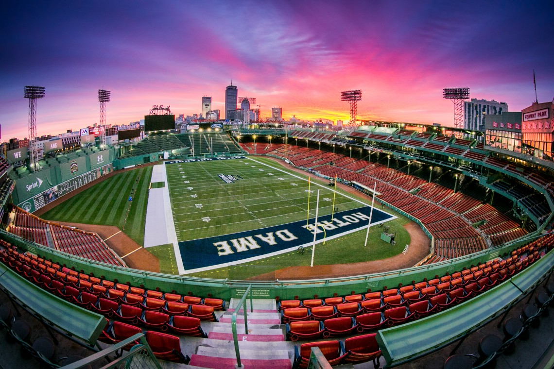 Football at Fenway 2015-56